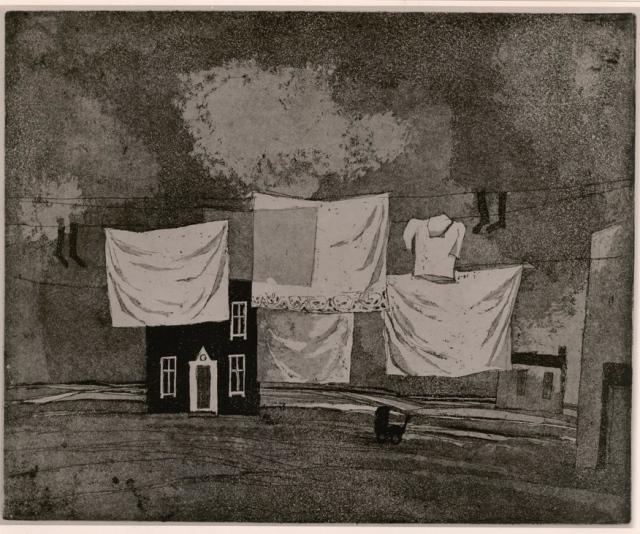 Kleine irische Wäsche 1958 R